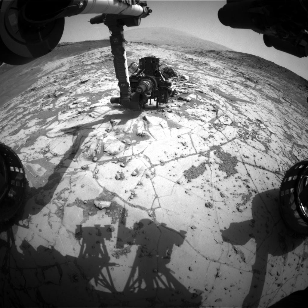 Drill Issue Continues to Afflict Mars Rover Curiosity