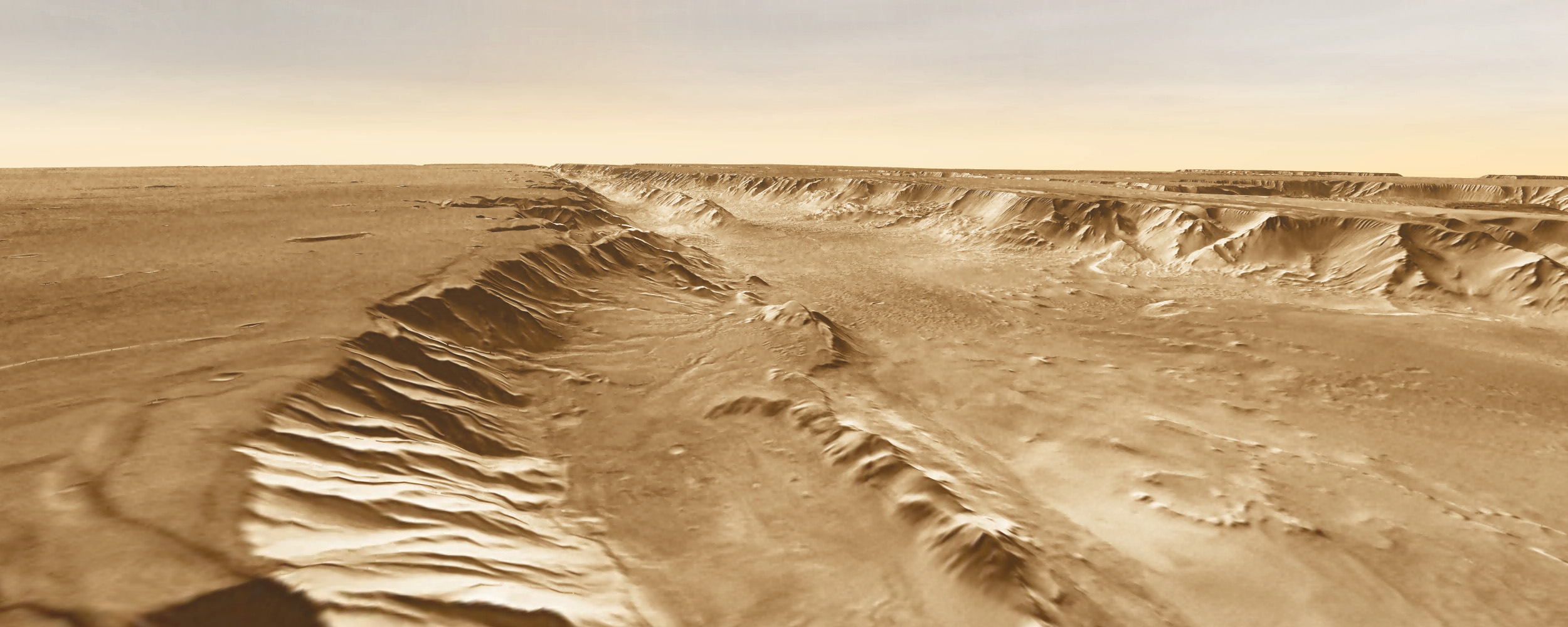 Where to Land on Mars: NASA Makes Progress in Quest for 2020 Rover Site