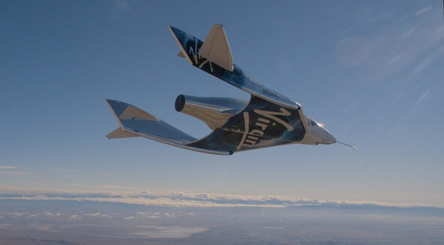 Virgin Galactic Ends 2016 with Second SpaceShipTwo Glide Flight