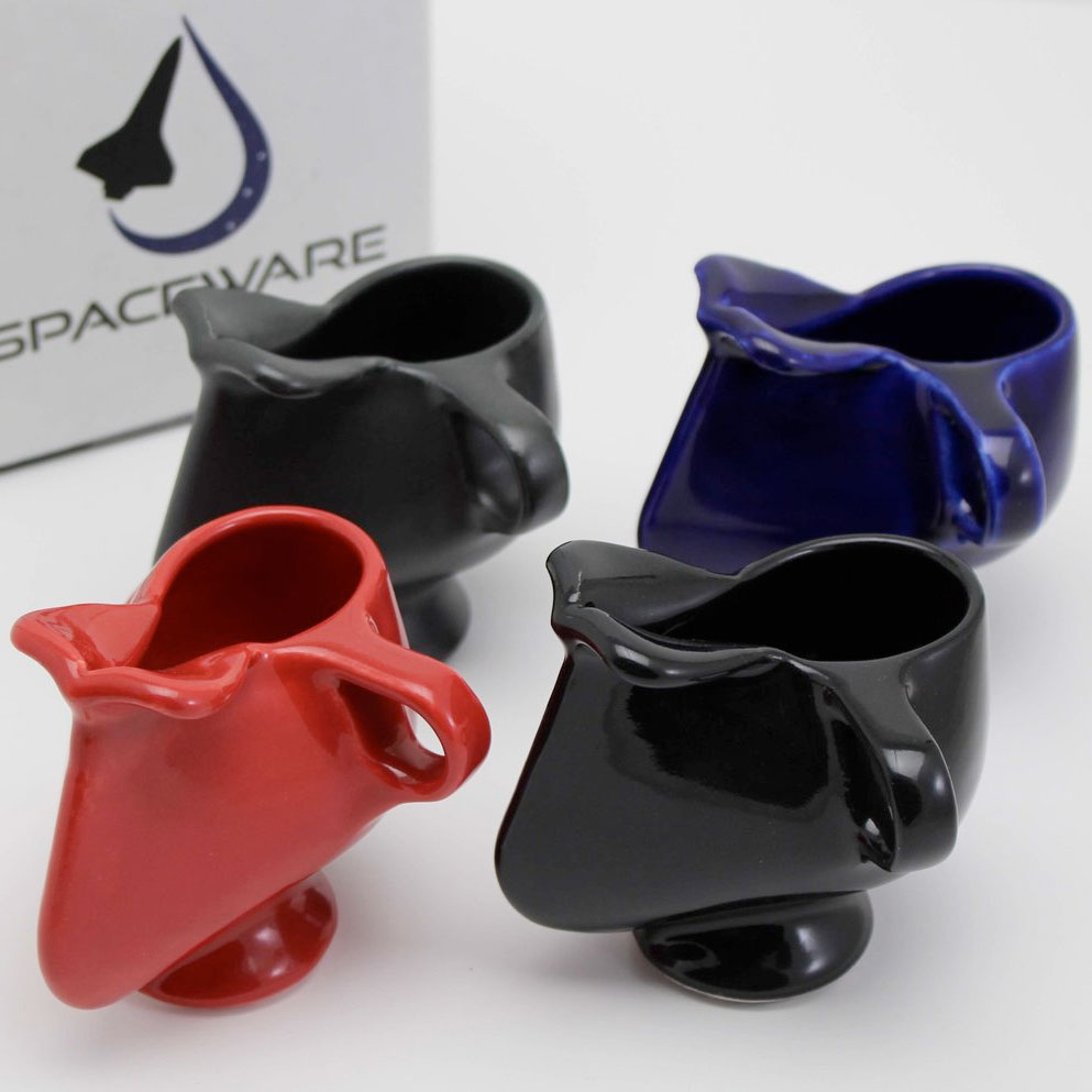 Now You Can Drink Like the Astronauts with Spaceware Space Cups
