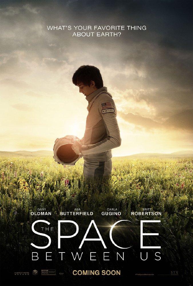 """The Space Between Us"" (Feb. 3)"