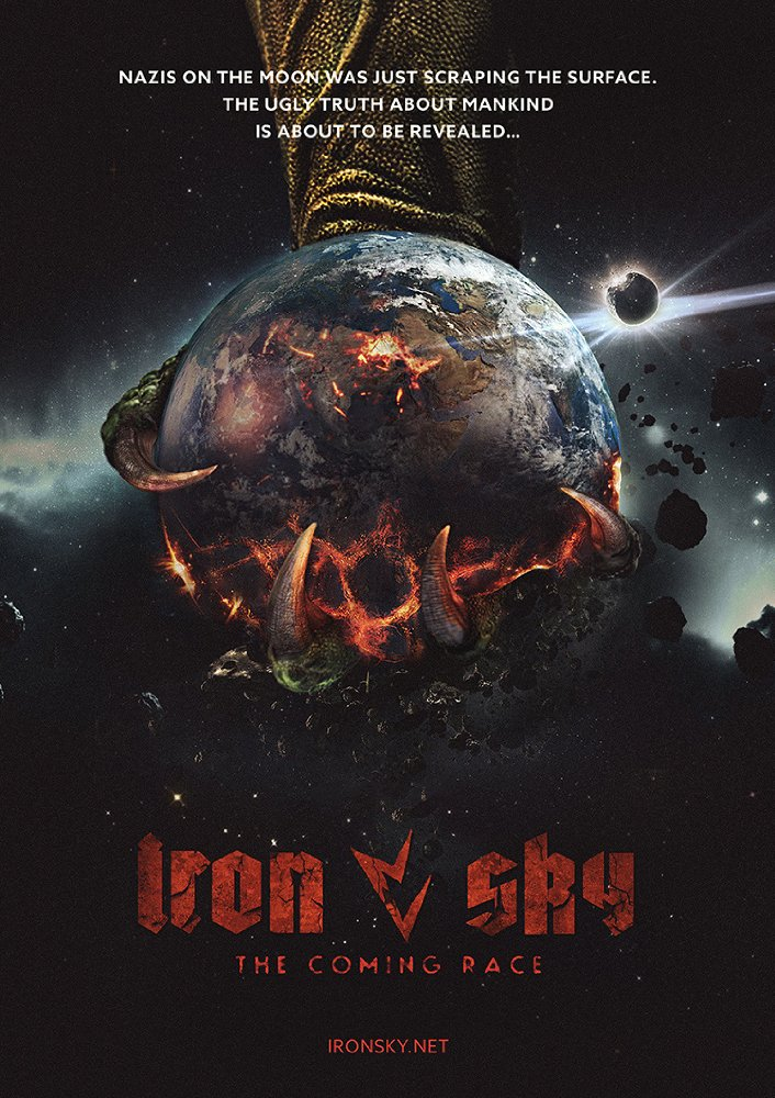 """""""Iron Sky: The Coming Race"""" (August)"""