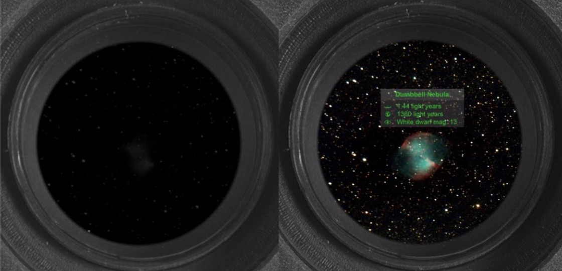 New 'Enhanced Vision Telescope' Amplifies Cosmic Light for Skywatchers