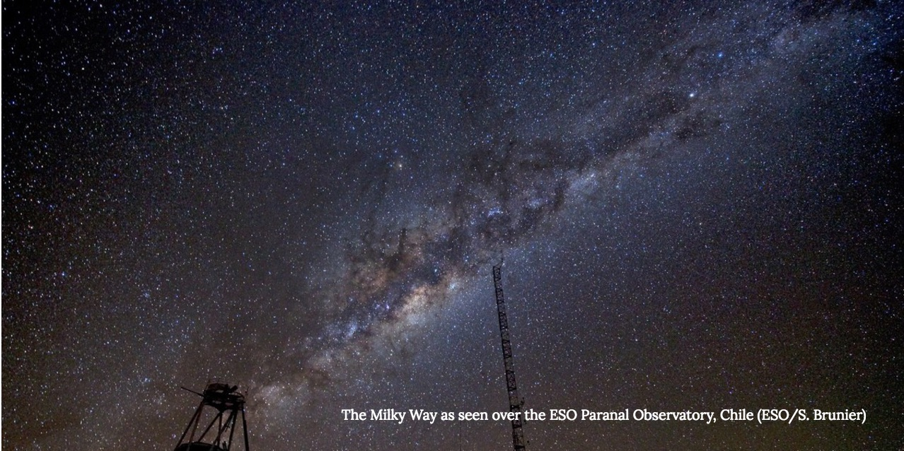 The Milky Way's Most Distant Stars May Be Stolen Goods