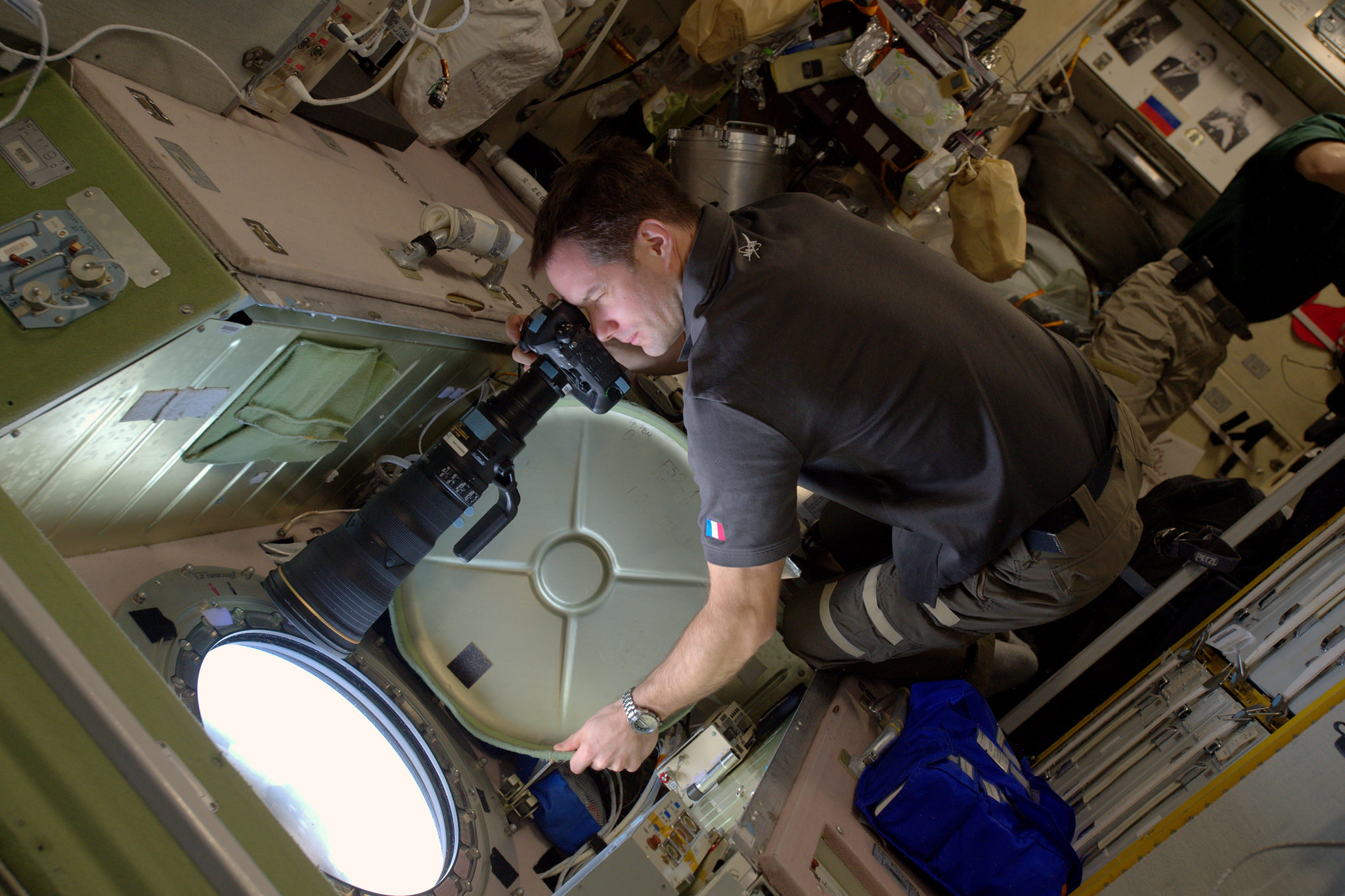 French Astronaut Thomas Pesquet's Amazing Photos from Space (Gallery)