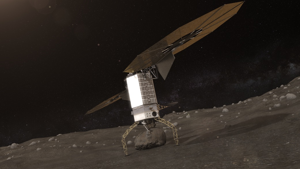 NASA Asteroid Missions Face Delays and Restructuring