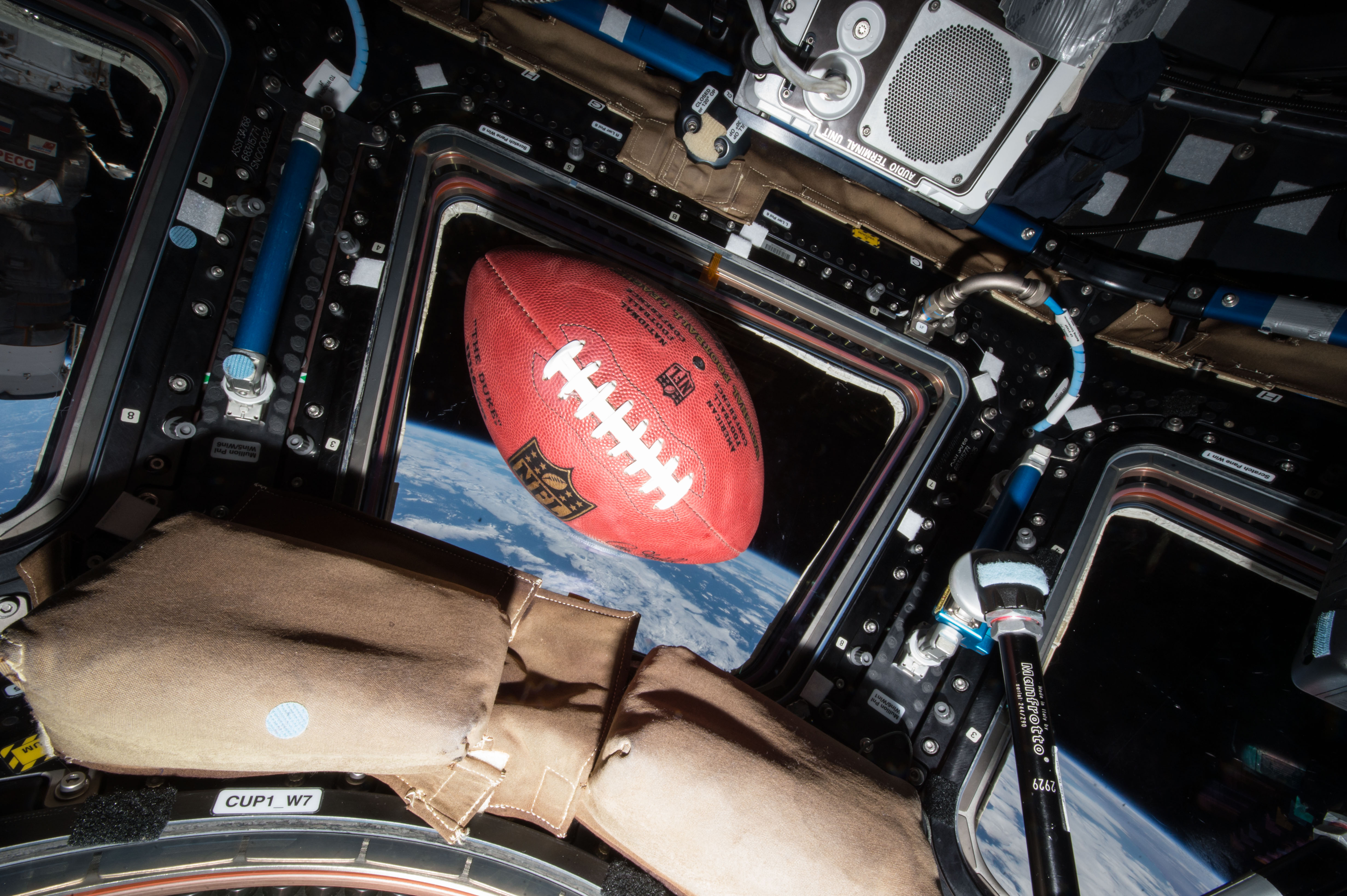 Football Physics: Green Bay's Aaron Rodgers Got Tips from Astronaut Mark Kelly