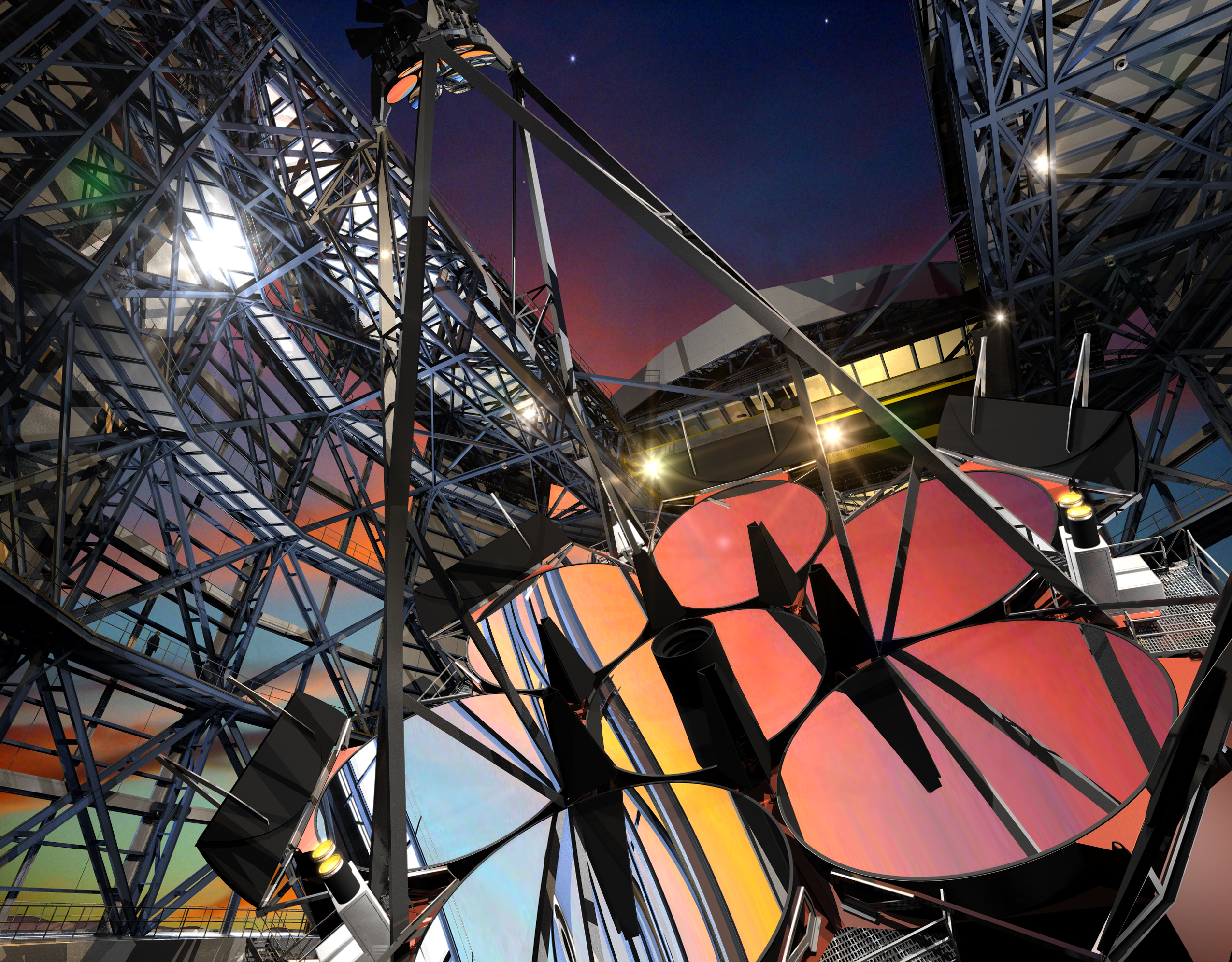 Making the Giant Magellan Telescope's Massive, Incredibly Precise Mirrors