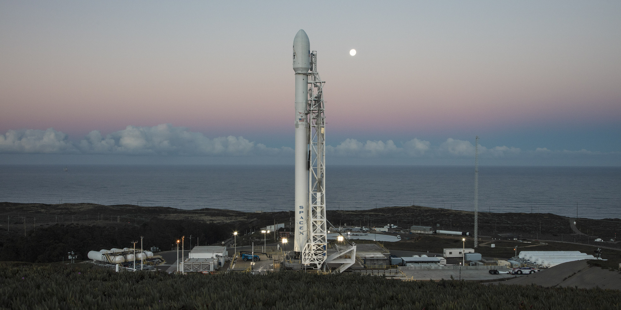 spacex falcon 9 iridium 4