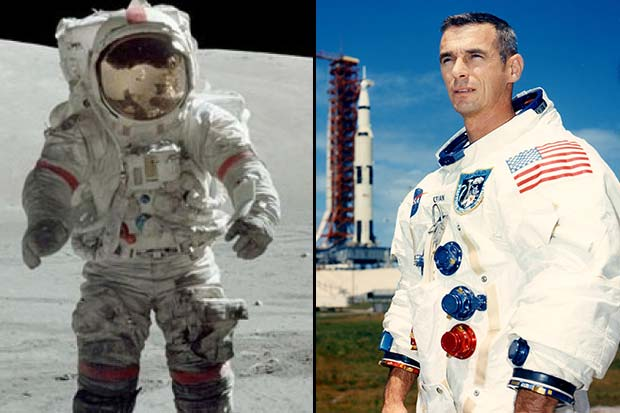 Remembering Gene Cernan - Singing and Hopeful On The Moon | Video