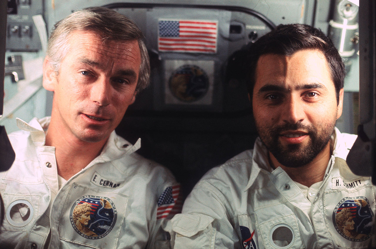'An Outstanding Crewmate': Gene Cernan, Last Man on the Moon, Remembered