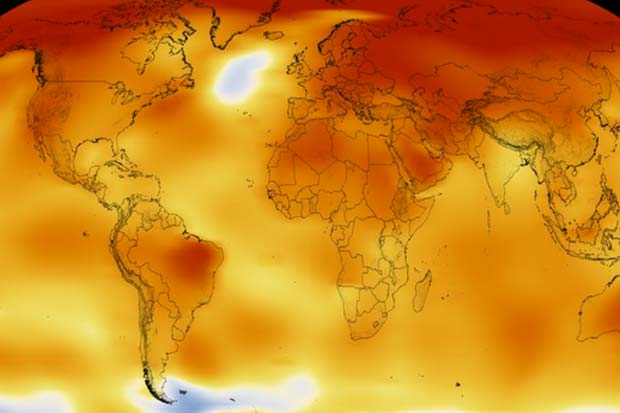 2016 Warmest Year Ever - Largely Due To Human Emissions | Video