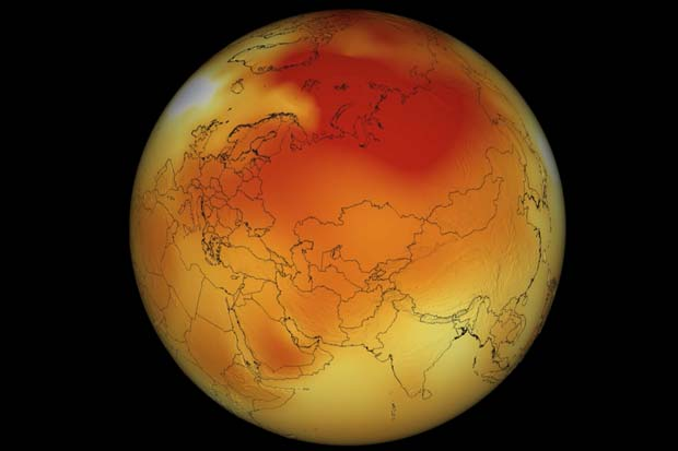 2016 Warmest Year Ever - How NASA Knows | Video