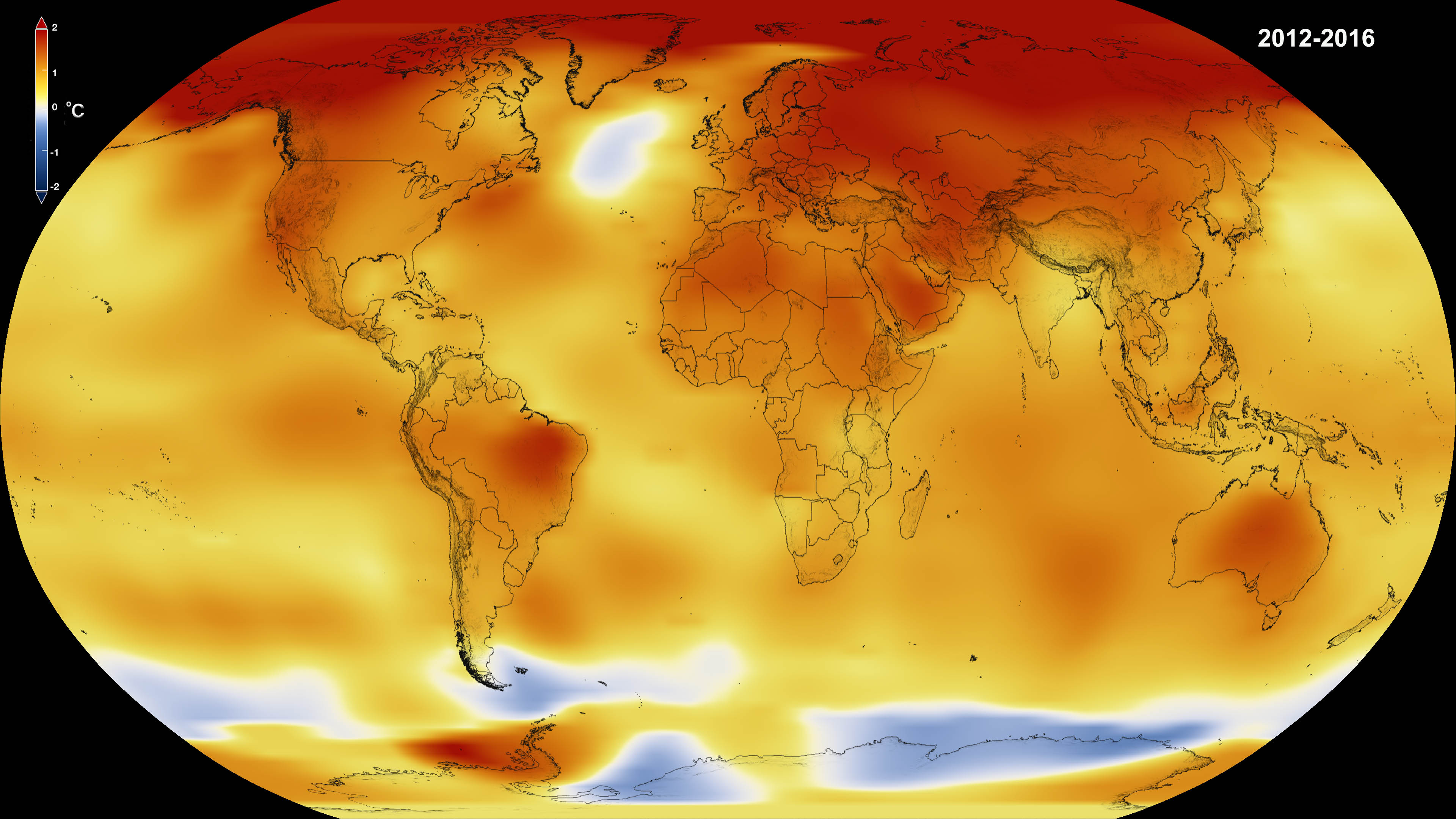 Heat Record: How NASA Knows 2016 Was the Hottest Year