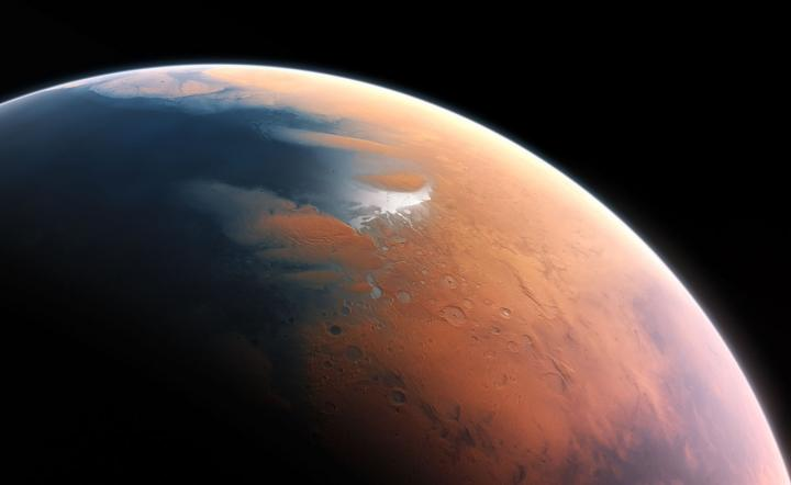 Microbes Could Survive Thin Air of Mars