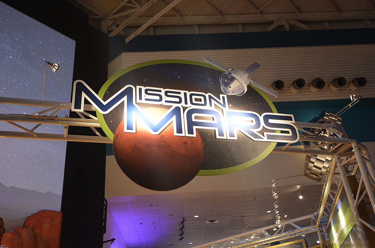 'Mission Mars' Exhibit Brings Red Planet Exploration to Space Center Houston