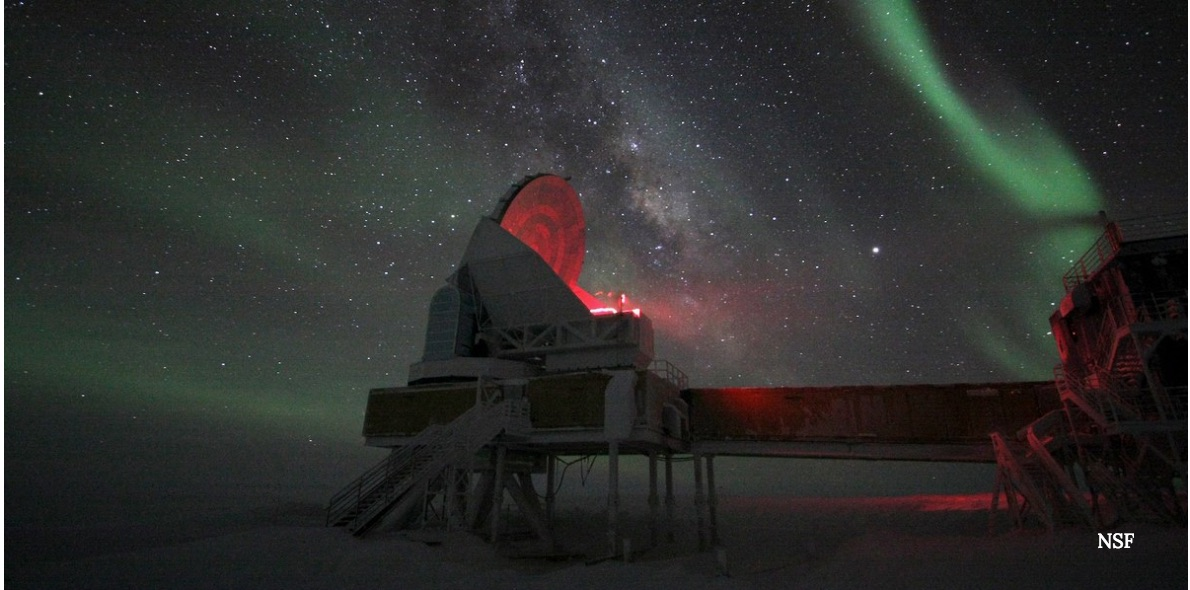 Extreme Astronomy Unlocks Cosmic Secrets From the South Pole