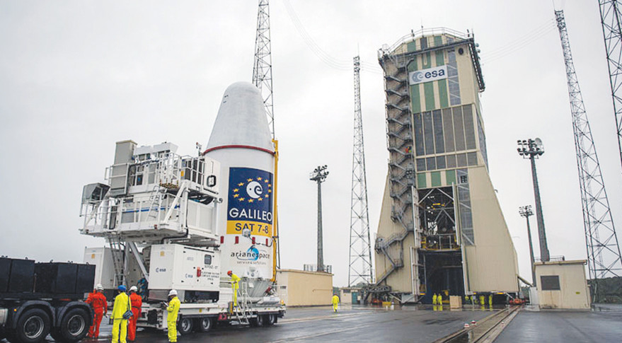 Ten Atomic Clocks Have Failed on Europe's Galileo Navigation Satellites