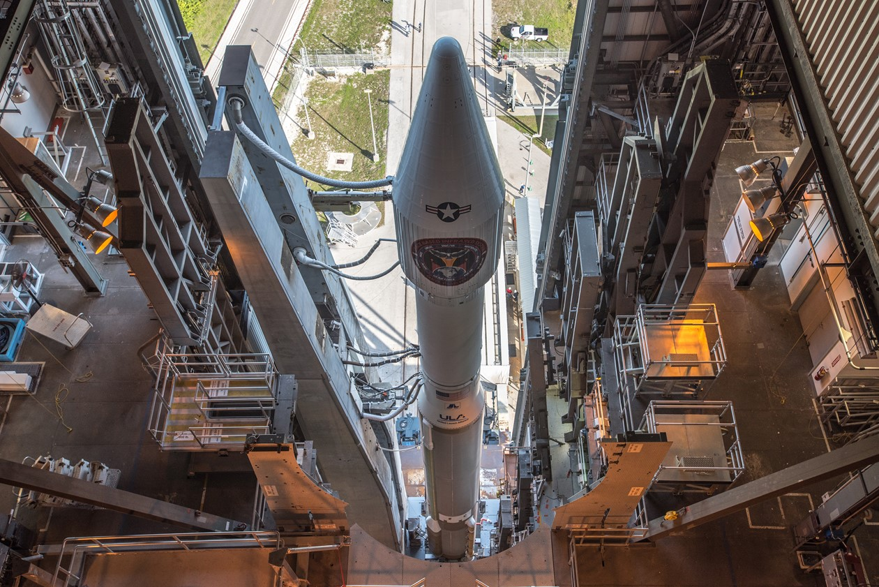 WATCH LIVE FRIDAY: Air Force Launching Missile-Detecting Satellite @ 7:42 pm ET