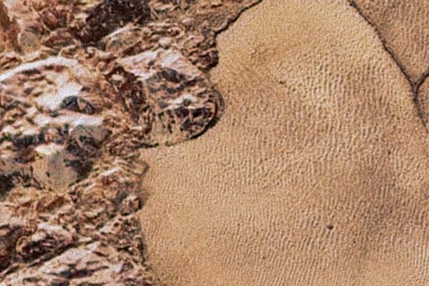 Pluto 'Landing'  In Color Created From New Horizons' Imagery | Video