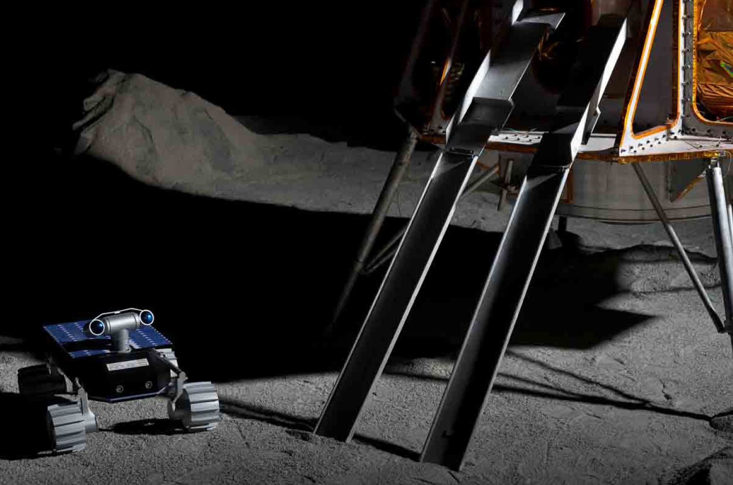 5 Teams Left in $30 Million Private Moon Race