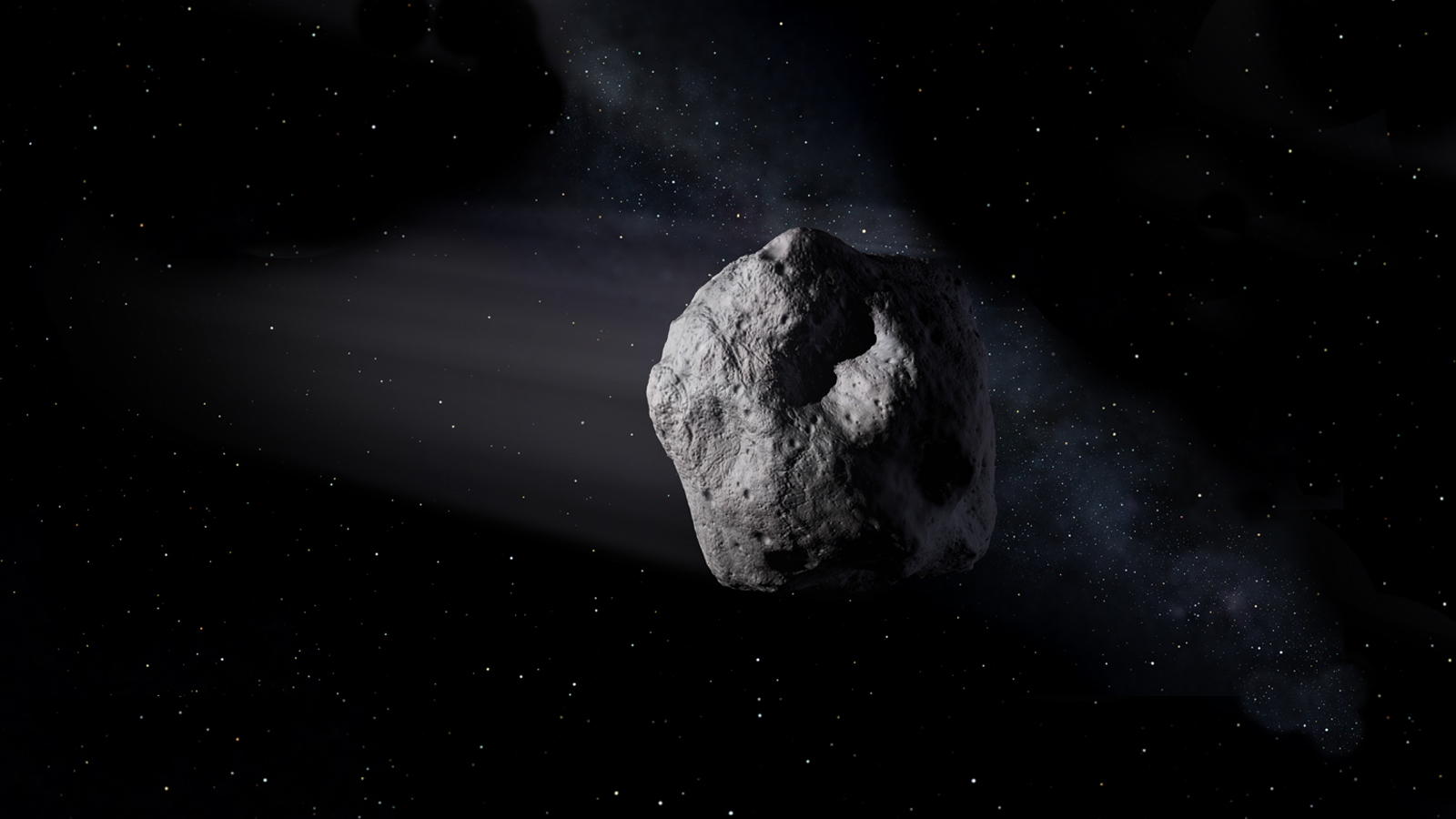 Bus-Size Asteroid Buzzing Earth Tonight Stars in Slooh Webcast