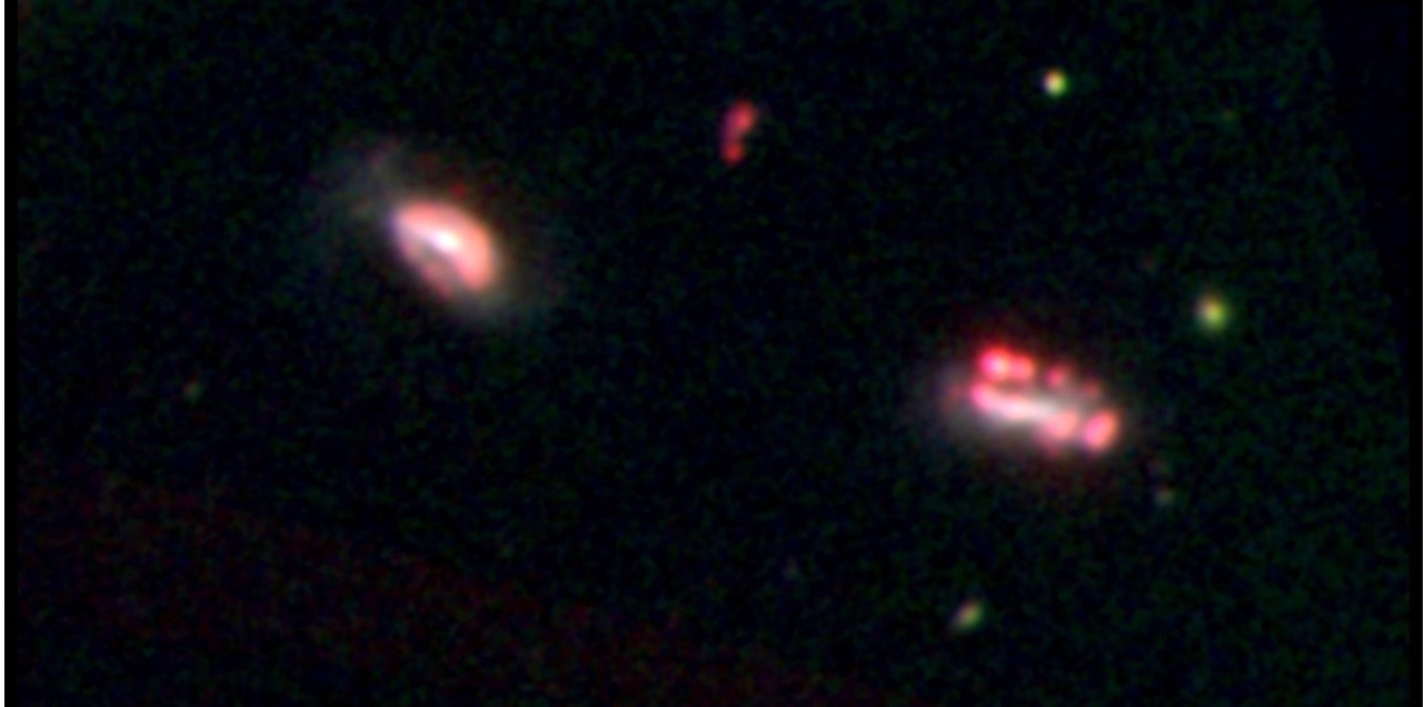 Elusive Dwarf Galaxies Found Hidden Away in Tiny Clusters