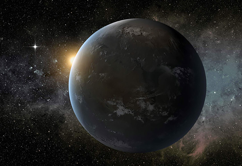 Nearby Alien Planet's Climate Swings May Be Too Wild for Life