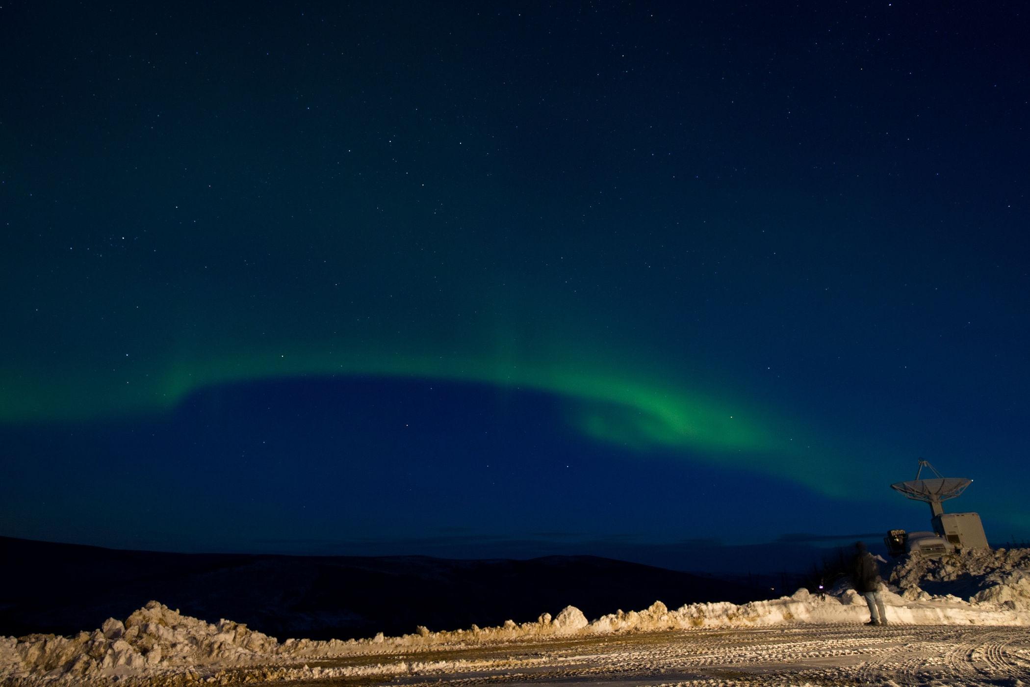 NASA's Aurora-Watching Rocket Campaign Blasts Off
