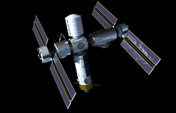 "The Axiom International Commercial Space Station could help usher in a ""historic shift"" in human spaceflight, its developers say."