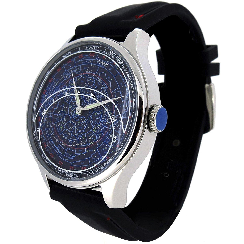 Skywatching Wristwatch
