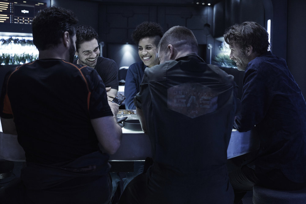 Season 2 of Syfy's 'The Expanse' Will Dive Deeper Into Characters