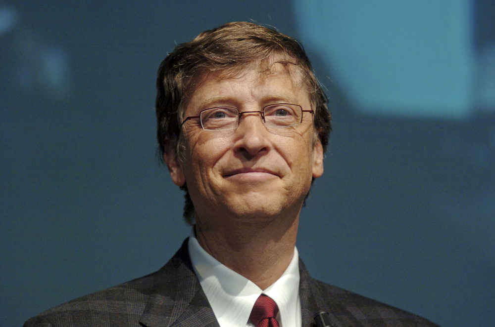 Why We Should Send Bill Gates to Mars
