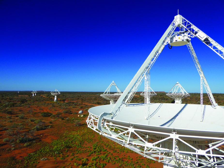The Australian Square Kilometer Array Pathfinder Finally Hits the Big-Data Highway