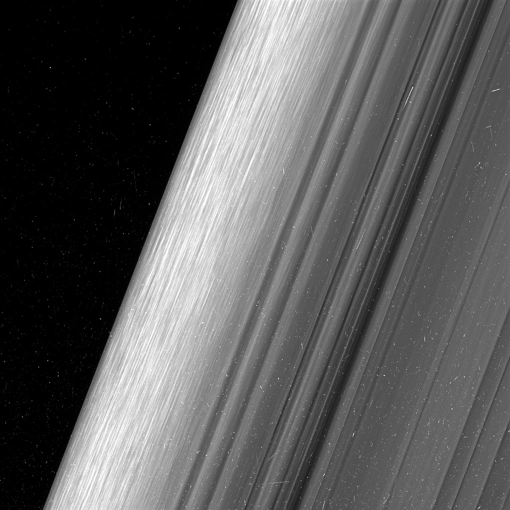 New Images Show Saturn Rings in Never-Seen-Before Detail