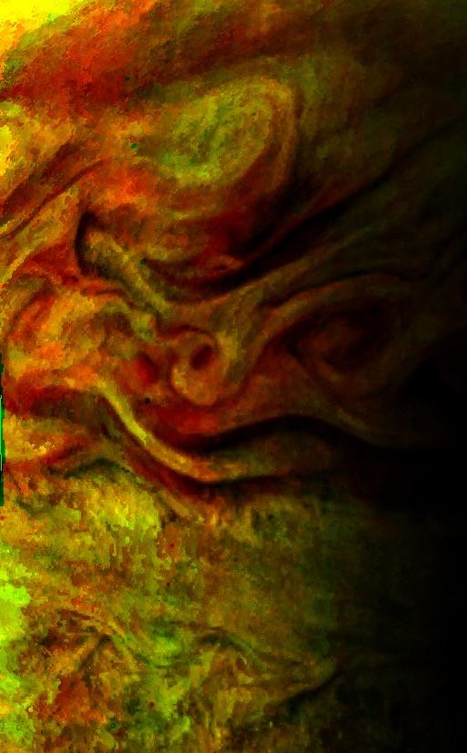 Jupiter Anthropomorphized