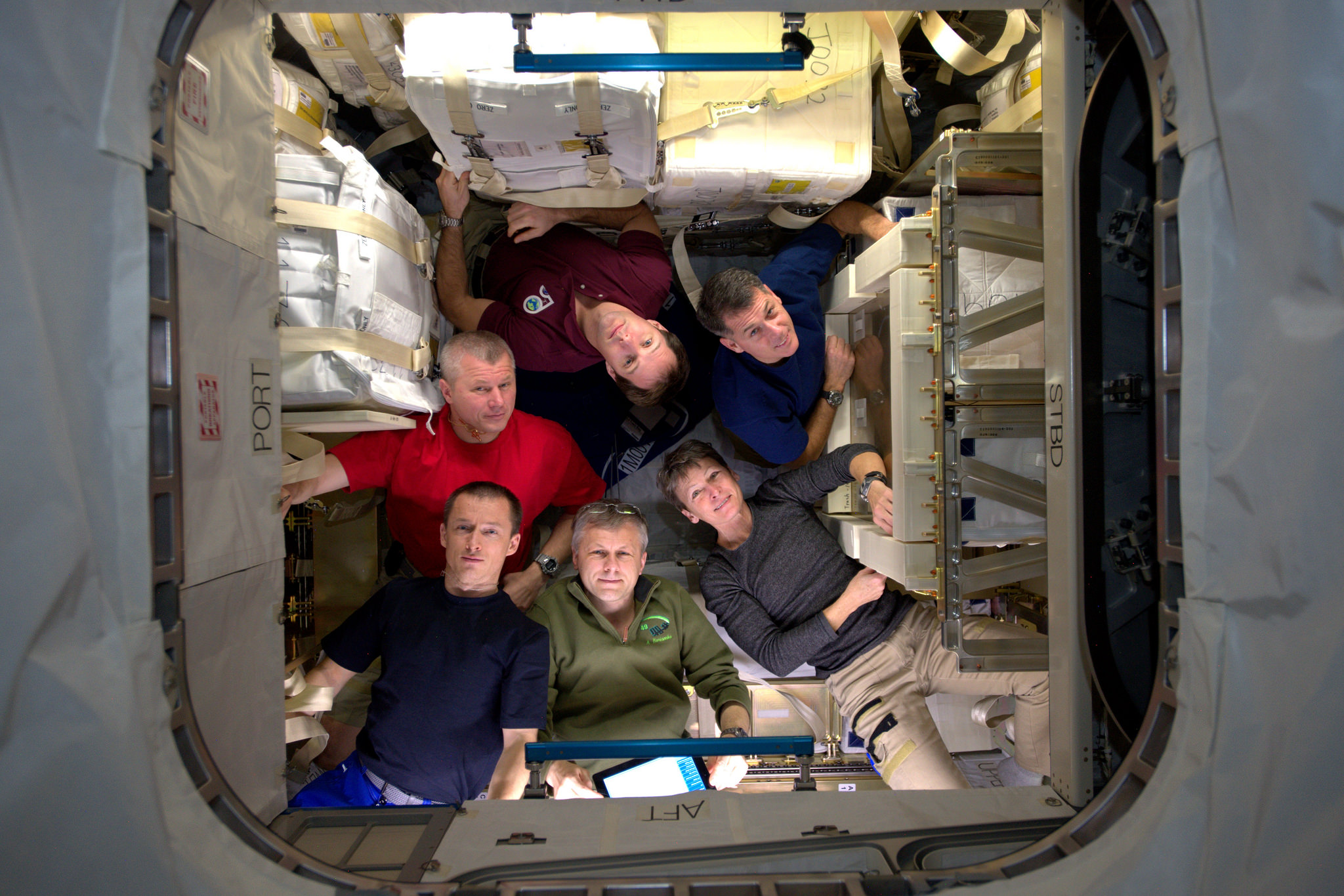 Space Station Photos: Expedition 50 Astronauts in Action