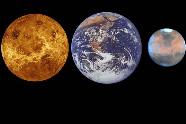 'Listening To The Planets' To Understand Our Changing Climate | Video