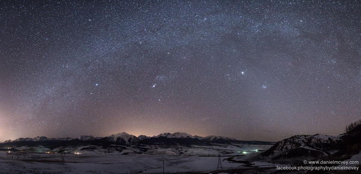 Cool Cosmos: Winter Night Sky Offers Rare Treats