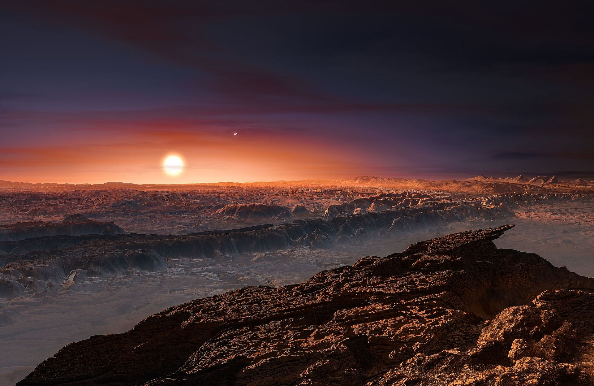NASA claims that Earth-like planet Proxima b unlikely to host life
