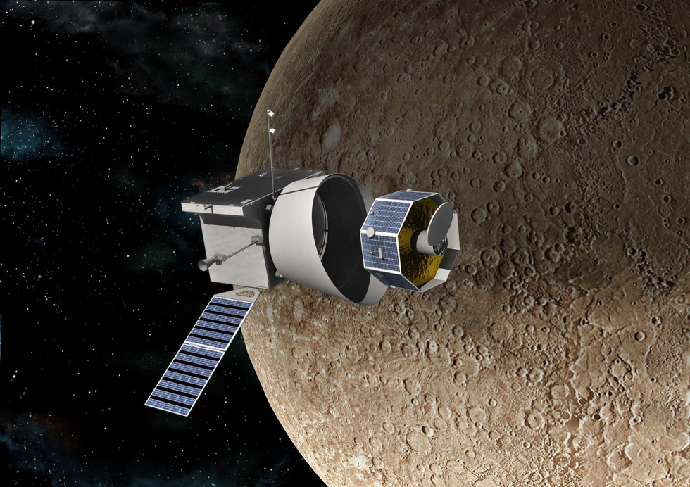 BepiColombo: Joint Mission to Mercury