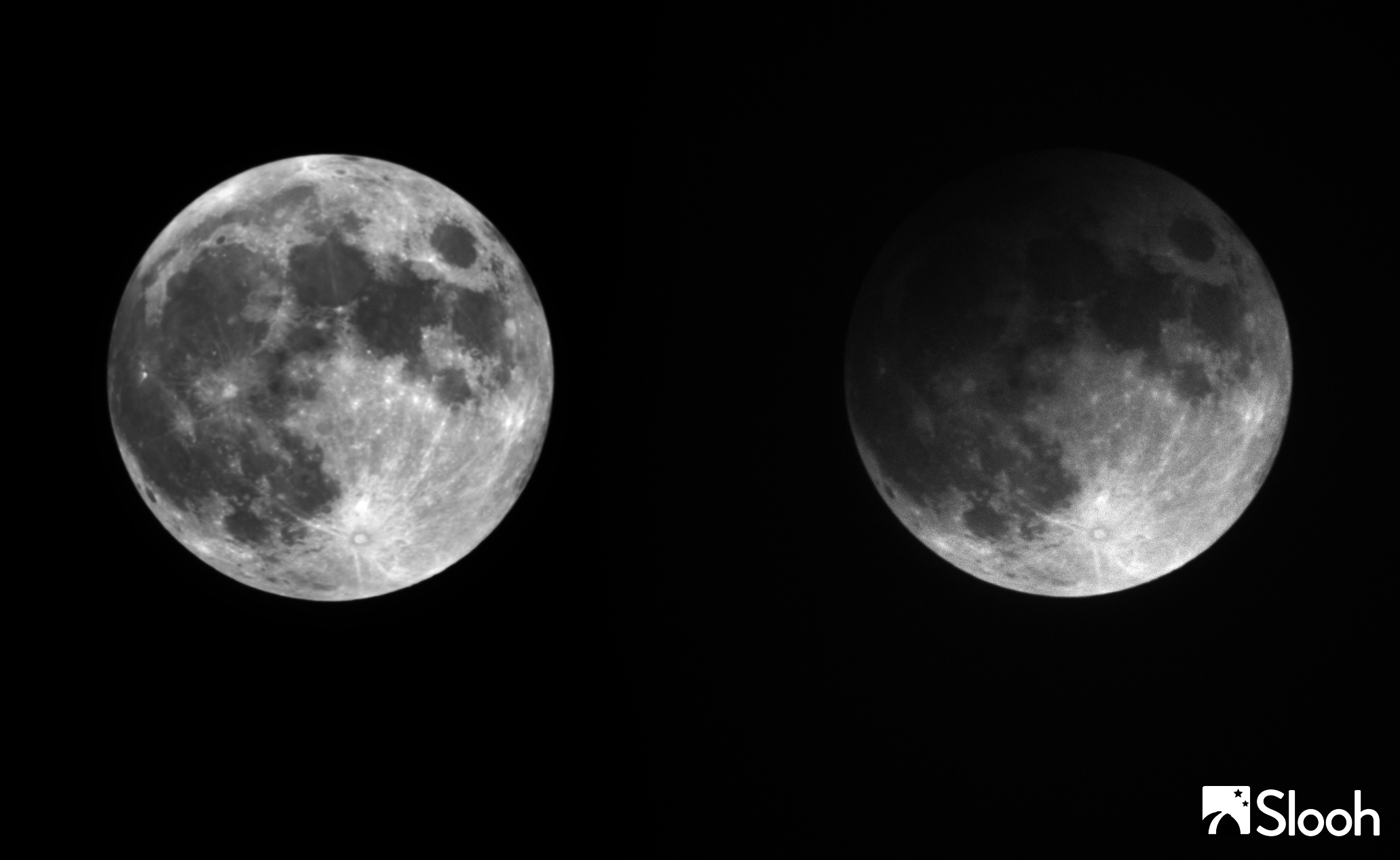 In Photos: The Snow Moon Lunar Eclipse & Comet 45P Close Encounter