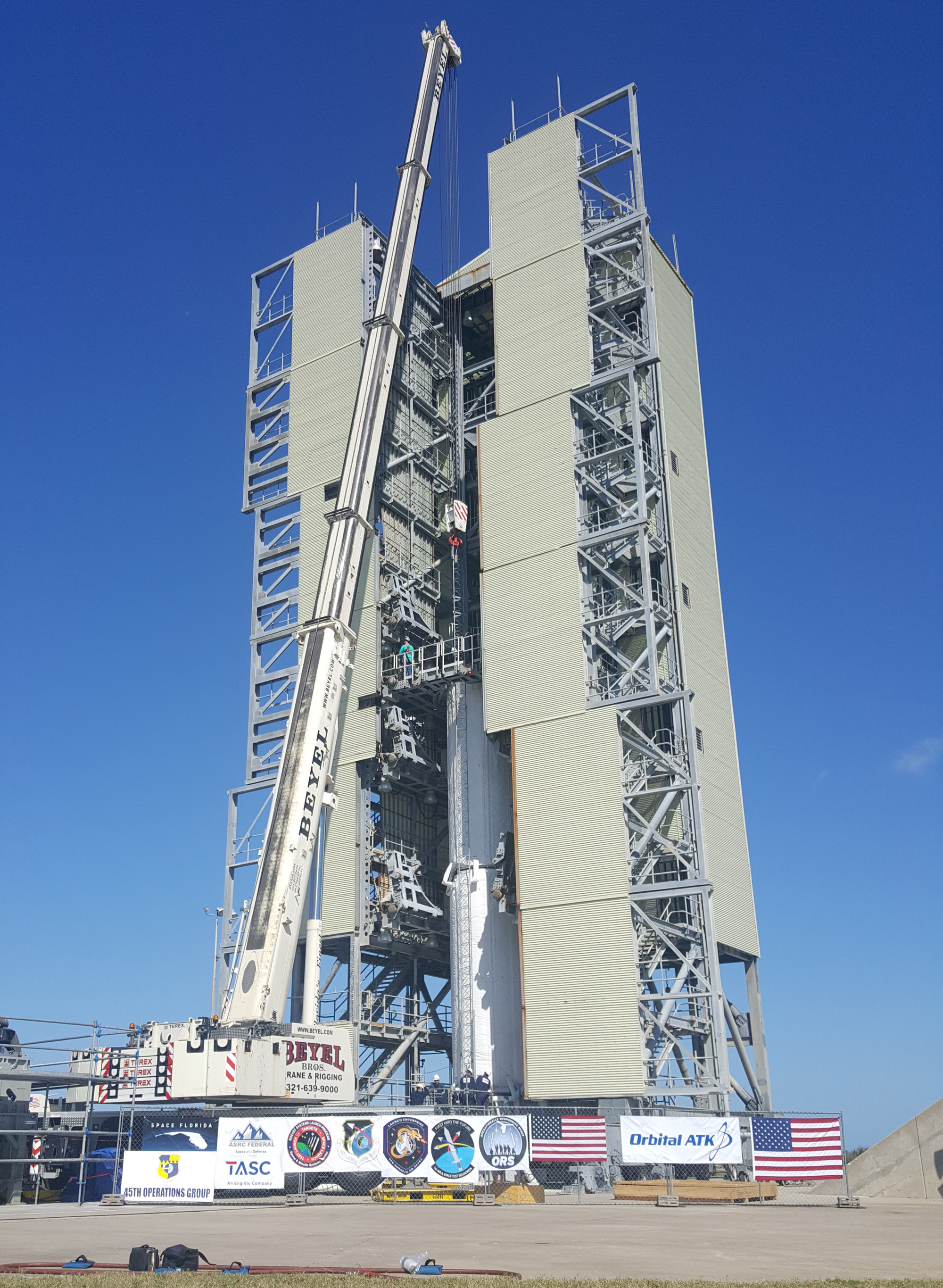 US Air Force Prepping for Historic Minotaur IV Rocket Launch in July (Photos)