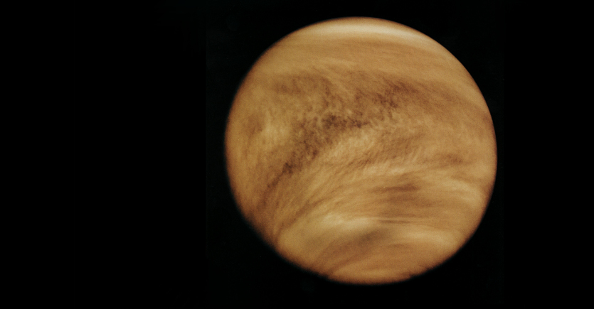 5. Venus has super-powerful winds