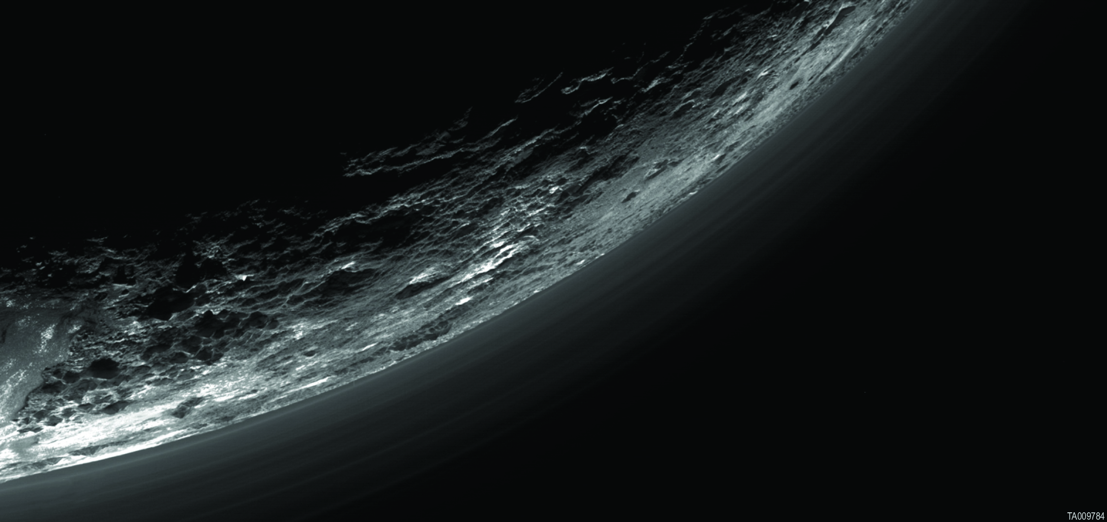 11. Pluto has a bizarre atmosphere