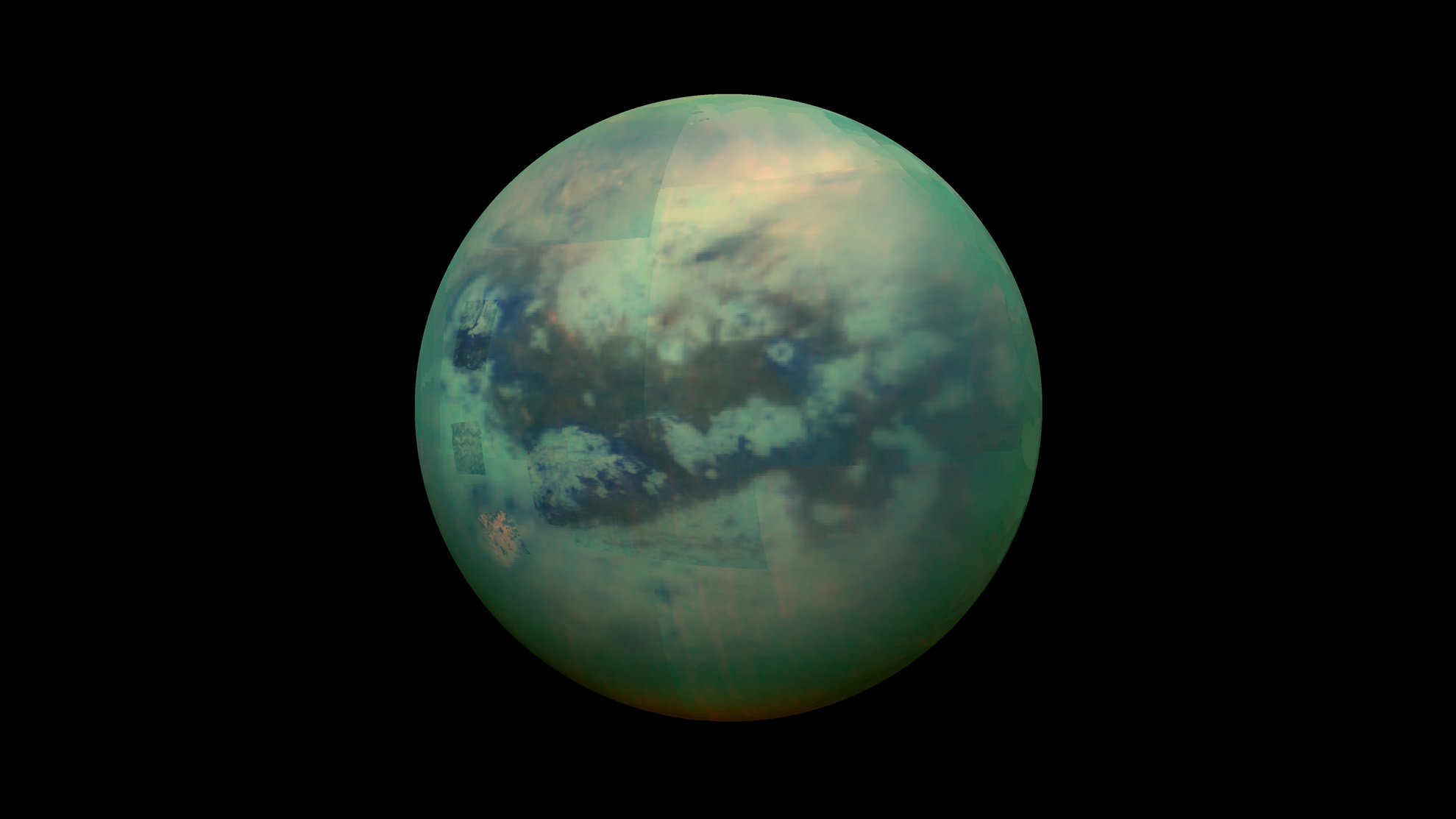 Titan has a liquid cycle, but it's definitely not water