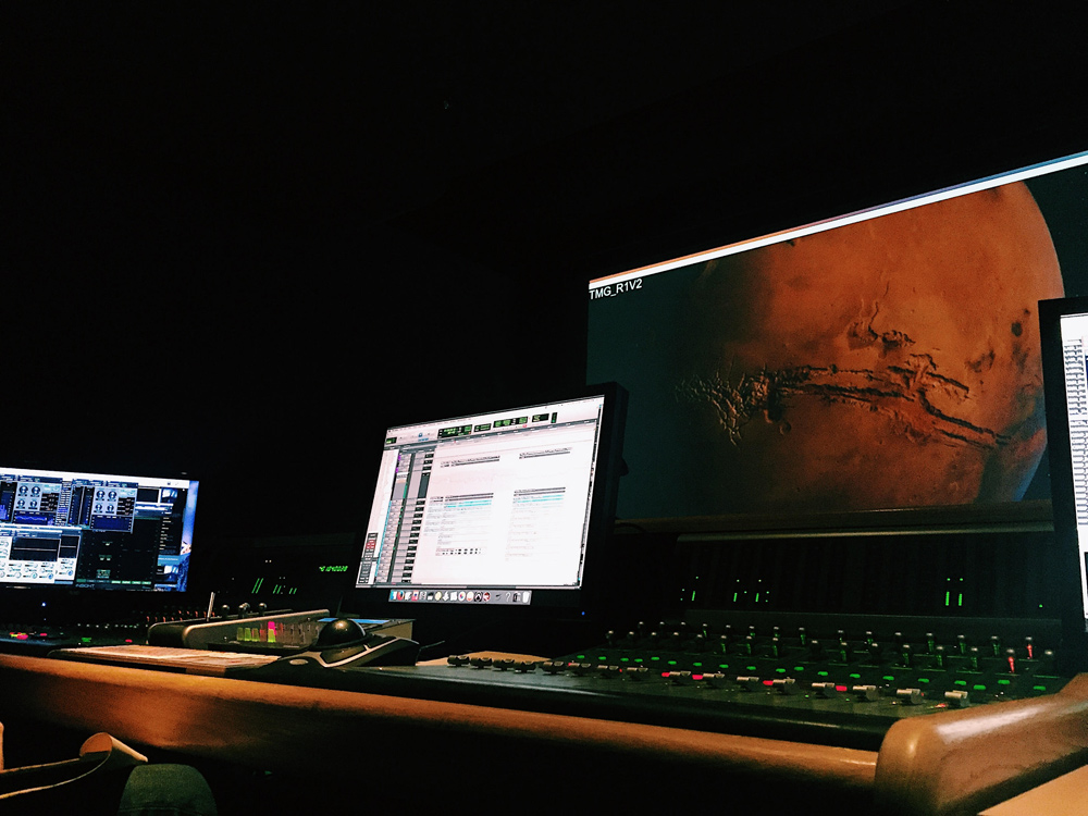Music of 'The Mars Generation': Q&A with Composer Tyler Strickland