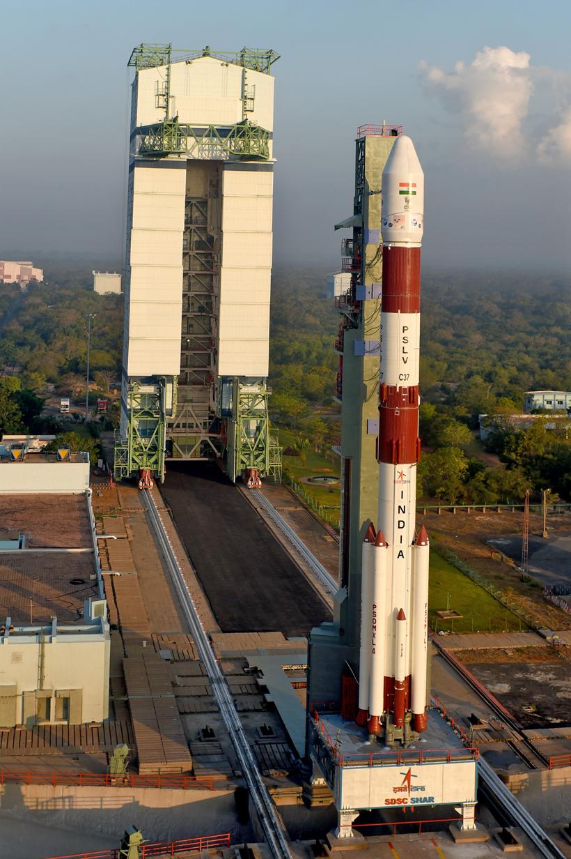 Pslv india rocket