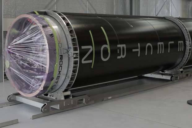 Electron Rocket Arrives Launch Pad In New Zealand | Video