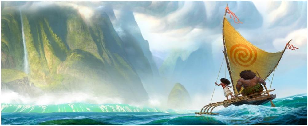 How Far They'll Go: 'Moana' Shows the Power of Polynesian Celestial Navigation